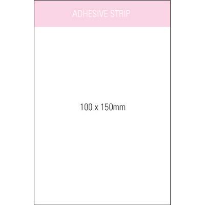 Stuk Note Pad 100x150 White 1col 25 Leaf (SN100X150WH1_OXY)