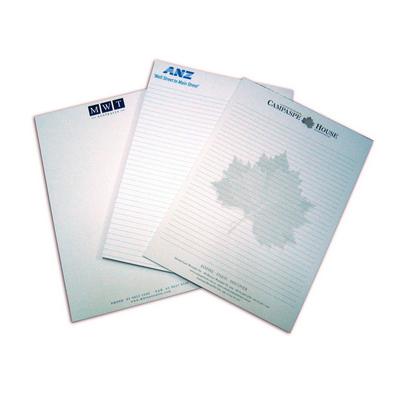 A4 Writing  pad  1c 10 Leaf (A4PAD1C10_OXY)