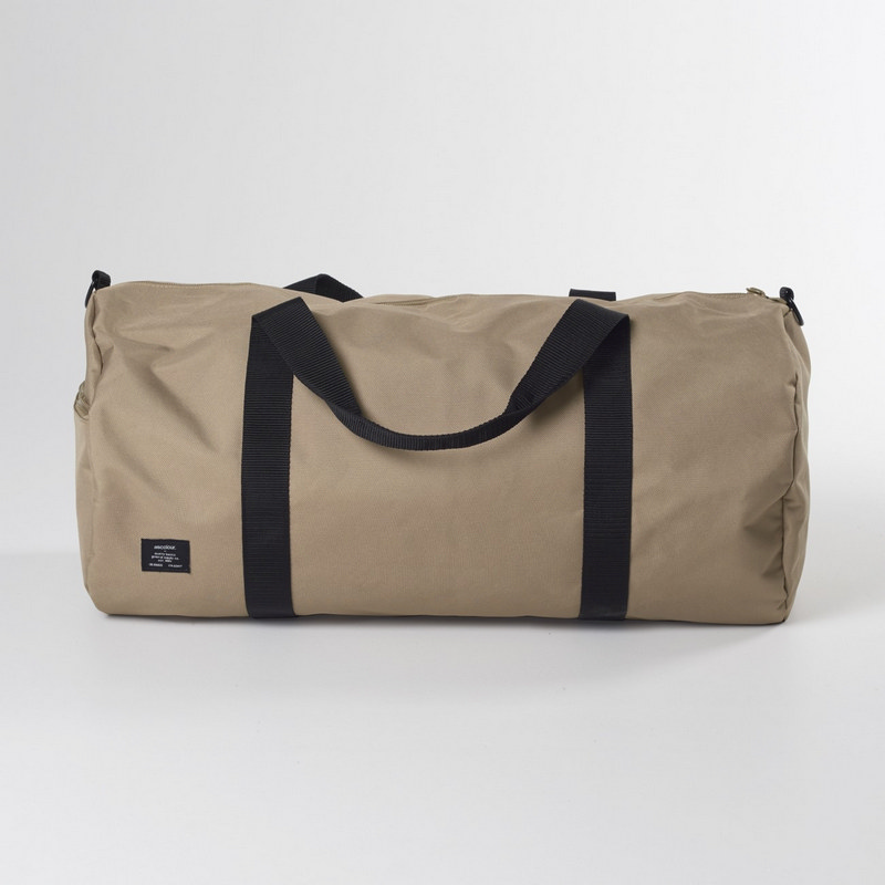 Area Contrast Duffel Bag (1008_AS)