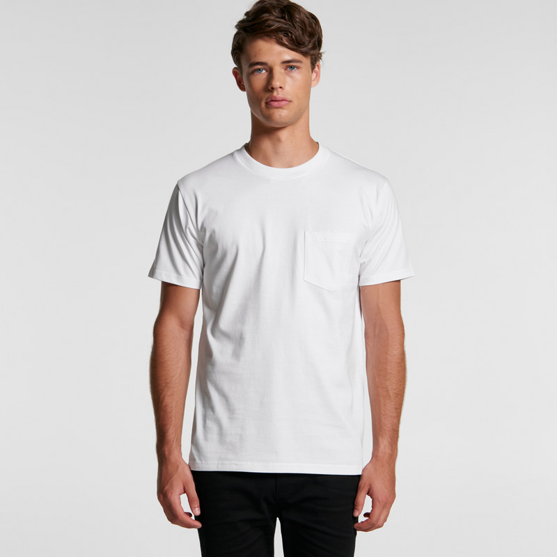 Classic Pocket Tee (5027_AS)