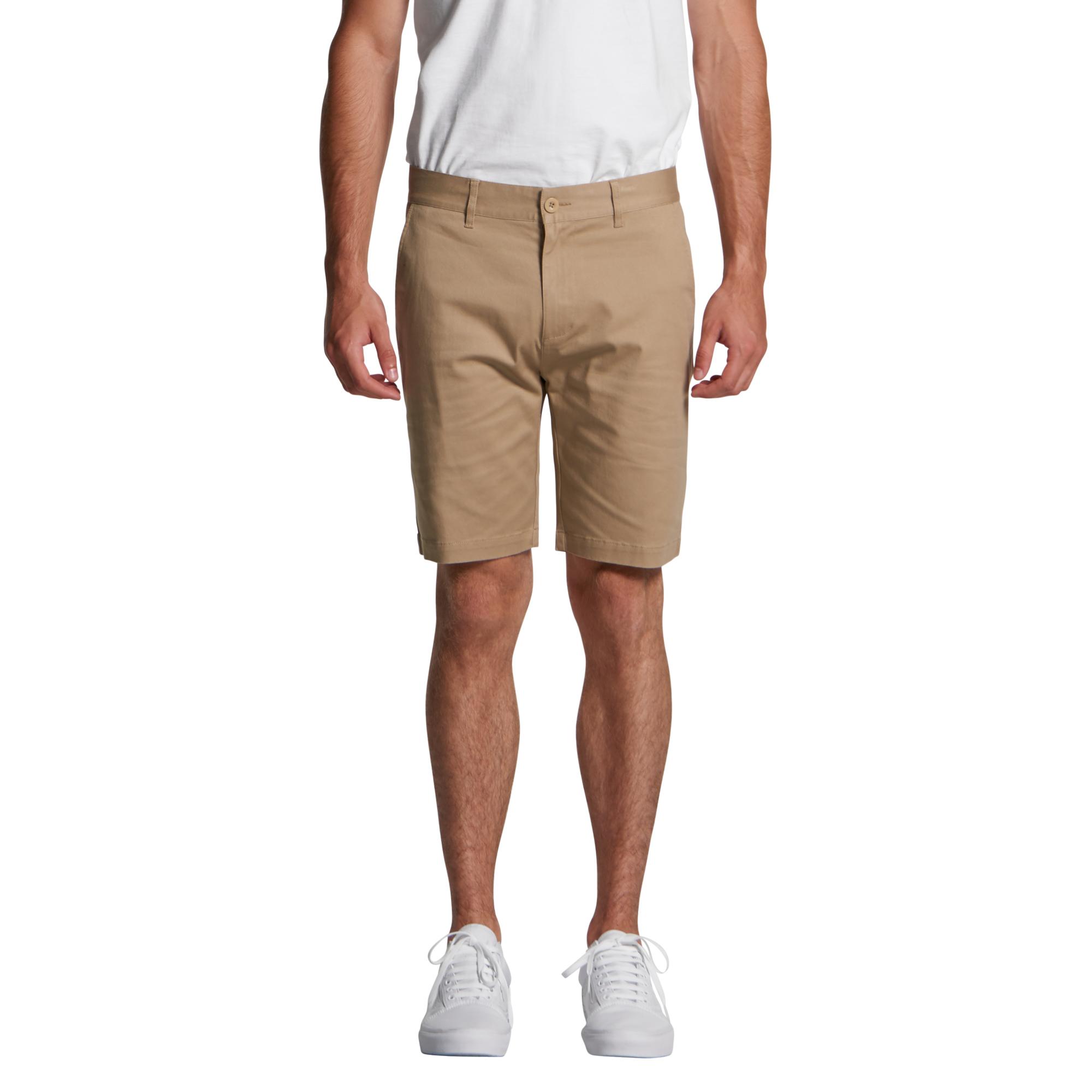 AS Colour Plain Shorts (5902_AS)