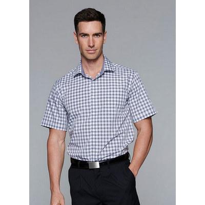 Devonport Men S/S Shirt (1908S_AUSP)