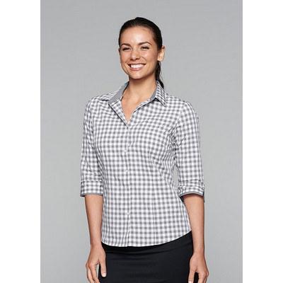 Devonport Ladies 3/4 Shirt (2908T_AUSP)