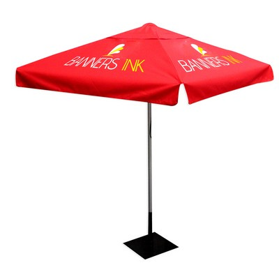 Caf Umbrella No Valance 2m x 2m (CU_NV_BI)