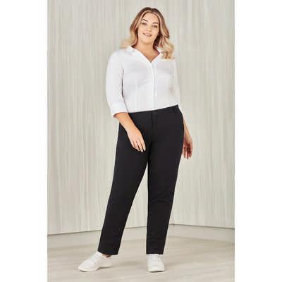 Womens Comfort Waist Straight Leg Pant (CL955LL_CARE)