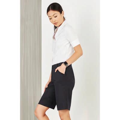 Womens Comfort Waist Cargo Short (CL957LS_CARE)