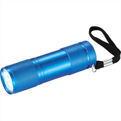 Gripper 9 LED Flashlight (1220-93_BUL)