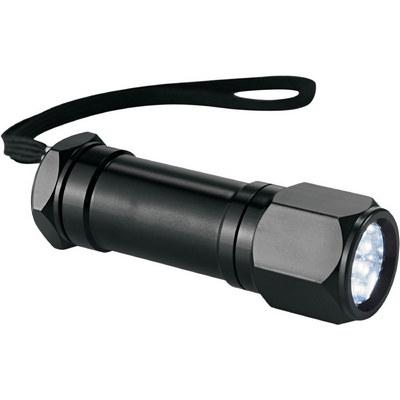 Workmate 8  LED Aluminum Superbright Flashlight (1225-91_BUL)