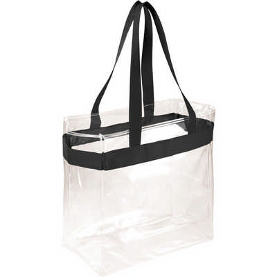 Game Day Clear Stadium Tote (2301-36_BUL)