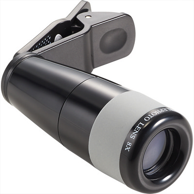 8x Telescope Lens for Smart Phone (7140-97_BUL)