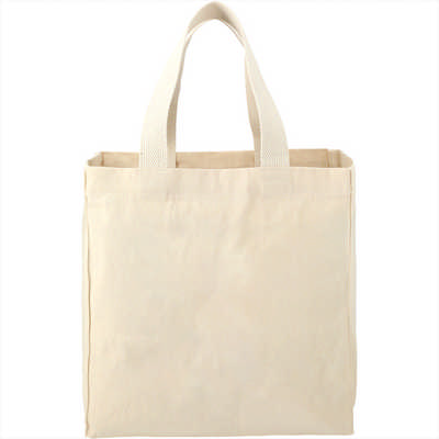 Essential 8oz Cotton Grocery Tote (7900-00_BUL)