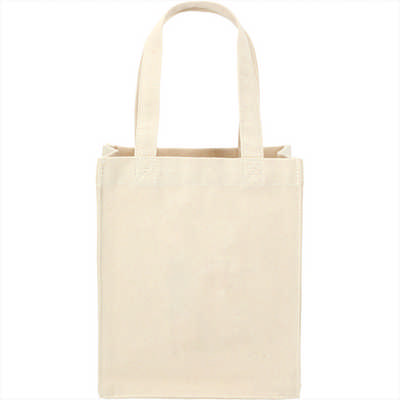 Mini 10oz Cotton Gift Tote (7900-90_BUL)