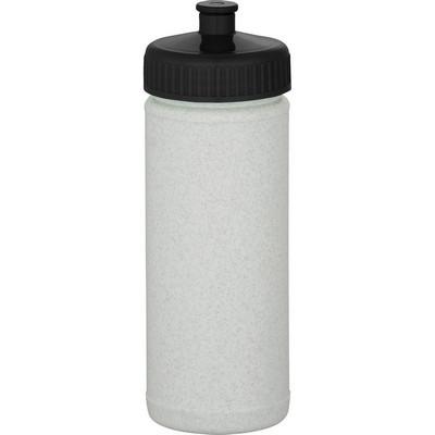 16-oz. Sports Bottle - NaturalWhite (HL-16NW_BUL)