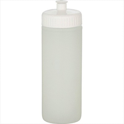 16-oz. Sports Bottle - NaturalWhite (HL-16NW_BUL)