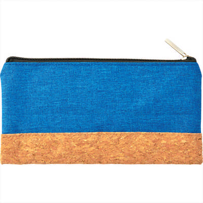 Heather Pouch with Cork Combo (SM-3035_BUL)
