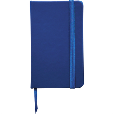 3 x 5 Snap Elastic Closure Notebook (SM-3442_BUL)