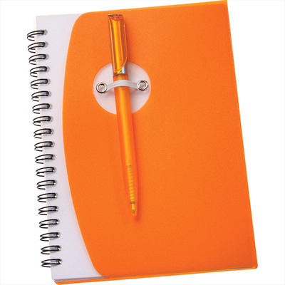 The Sun Spiral Notebook (SM-3461_BUL)