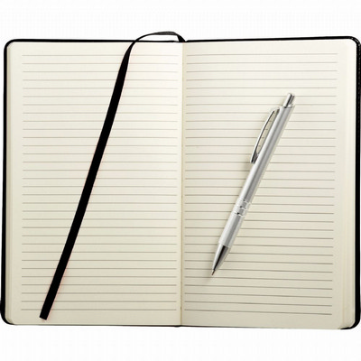 The Viola Notebook with Metal Pen (SM-3508_BUL)
