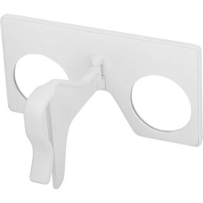 Mini Virtual Reality Glasses with Clip (SM-3922_BUL)