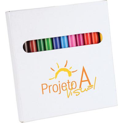 12-Piece Colored Pencil Set (SM-4460_BUL)