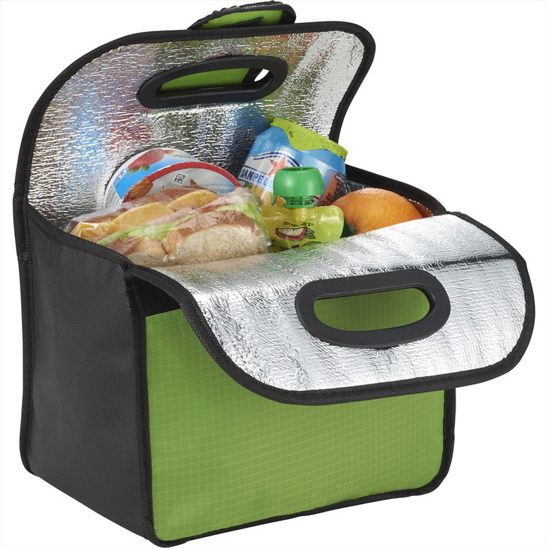 Brisk 6 Can Lunch Cooler (SM-5808_BUL)