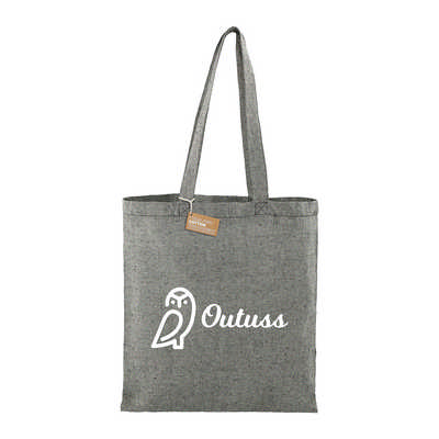Recycled 5oz Cotton Twill Tote (SM-5830_BUL)