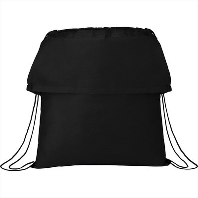 BackSac Non-Woven Drawstring Sportspack (SM-5888_BUL)