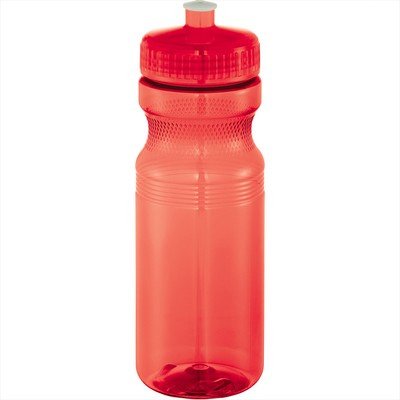 Easy Squeezy 24oz Sports Bottle -Crystal (SM-6523_BUL)