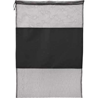 Mesh Laundry Cinch Bag (SM-7008_BUL)