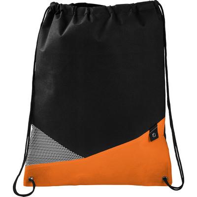 Non-Woven Mesh Drawstring Sportspack (SM-7046_BUL)