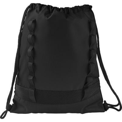 Tactical Mesh Drawstring Sportspack (SM-7049_BUL)