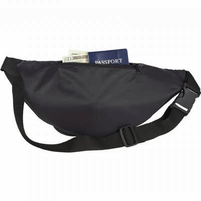 Hipster Deluxe Fanny Pack (SM-7103_BUL)