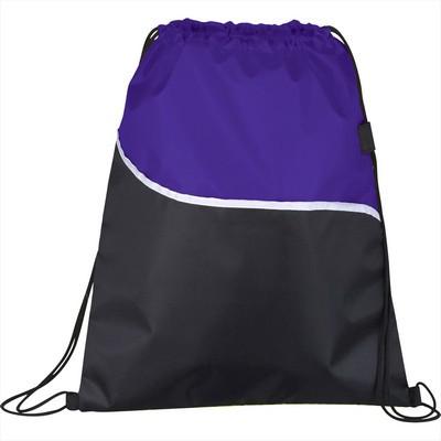 Wave Drawstring Sportspack (SM-7114_BUL)