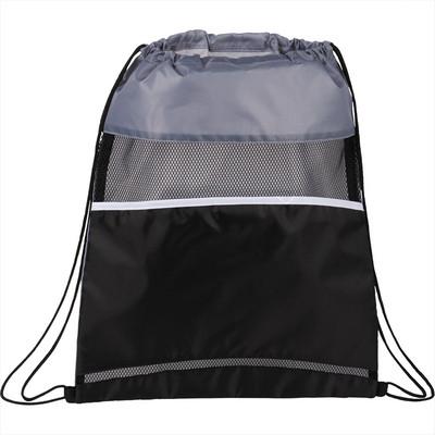 Mesh Up Drawstring Sportspack (SM-7115_BUL)