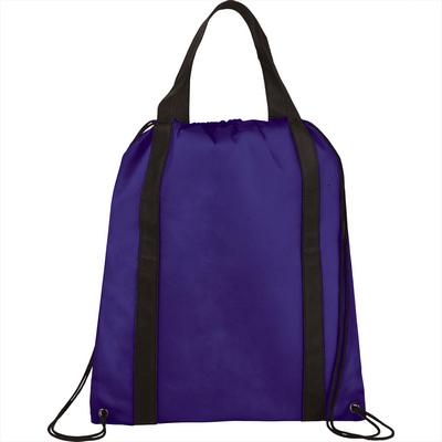 Grab Non-Woven Drawstring Bag (SM-7116_BUL)
