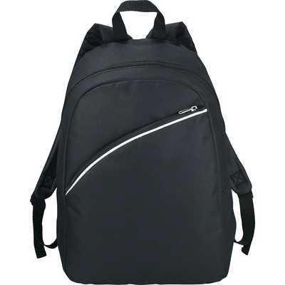 Arc Slim Backpack - (printed with 1 colour(s)) - (SM-7155_BUL)