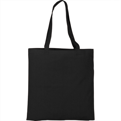 Basic 4oz Cotton Canvas Tote (SM-7212_BUL)