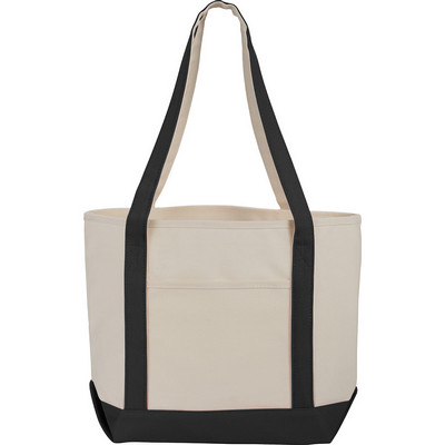 12 oz. Cotton Boat Tote (SM-7216_BUL)