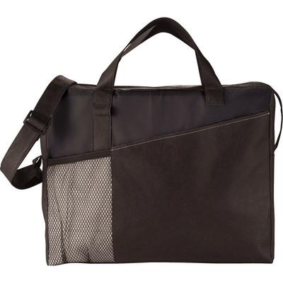 Full Time Non-Woven Briefcase (SM-7280_BUL)