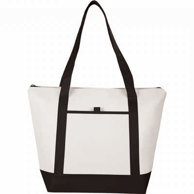 Lighthouse Non-Woven Boat Tote Cooler (SM-7314_BUL)