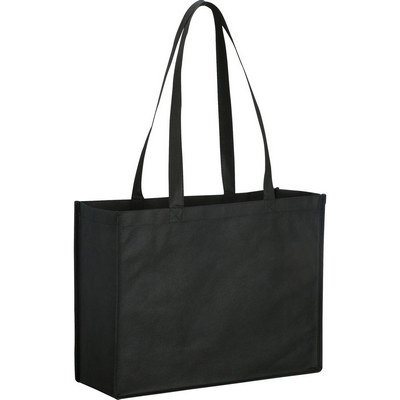 Evermore Non-Woven ShopperTote (SM-7324_BUL)