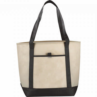 Lighthouse Non-Woven Boat Tote (SM-7333_BUL)