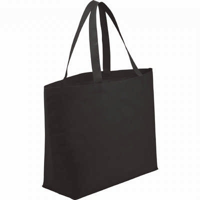 Big Boy Non-Woven  Shopper Tote (SM-7344_BUL)