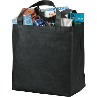 YaYa Budget Non-Woven Shopper Tote (SM-7346_BUL)