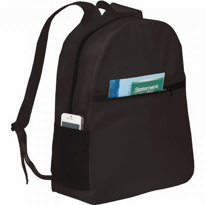 Park City Non-Woven Budget Backpack - (printed with 1 colour(s)) - (SM-7382_BUL)