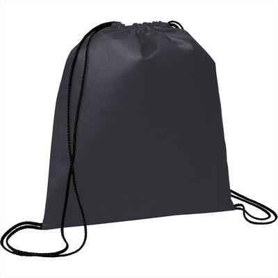 Evergreen Non-Woven Drawstring Sportpack (SM-7434_BUL)