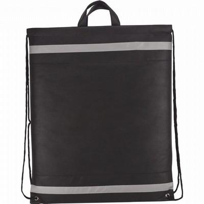 Eagle Non-Woven Drawstring Sportspack (SM-7460_BUL)
