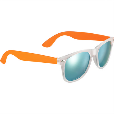 Sun Ray Promotional Glasses - Mirror Effect (SM-7809_BUL)