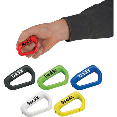 Carabiner Key-Light (SM-9693_BUL)