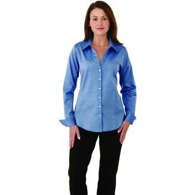 CROMWELL Long Sleeve Shirt - Womens (TM97309_ELE)